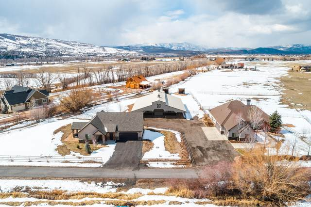 2875 Elk Meadows Dr, Kamas, UT 84036 (MLS #1730690) :: High Country Properties