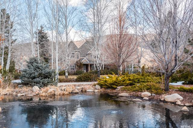 595 E Gristmill Ln, Kamas, UT 84036 (MLS #1730719) :: High Country Properties
