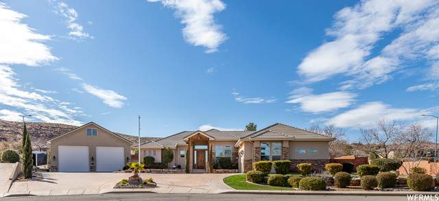1293 N Old Course Rd #244, Washington, UT 84780 (#1730722) :: The Perry Group