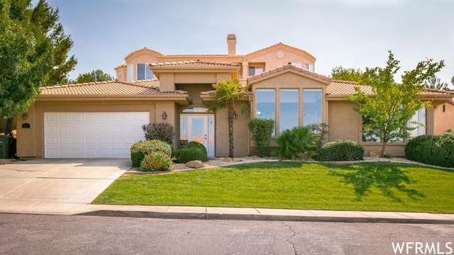 2158 Balboa Way, St. George, UT 84770 (MLS #1730731) :: Lookout Real Estate Group