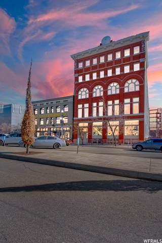 159 W Broadway S #310, Salt Lake City, UT 84101 (#1730747) :: Colemere Realty Associates