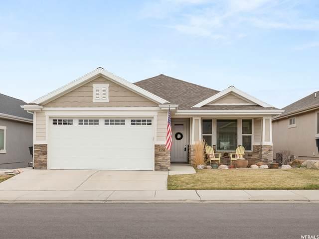1108 W 1290 S, Payson, UT 84651 (#1730766) :: Berkshire Hathaway HomeServices Elite Real Estate