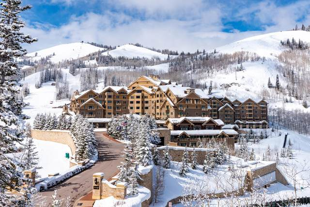 9100 Marsac Ave #1032, Park City, UT 84060 (#1730768) :: REALTY ONE GROUP ARETE