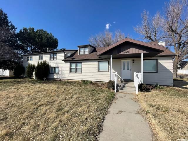 2962 W Gentile St, Layton, UT 84041 (#1730773) :: Utah Best Real Estate Team | Century 21 Everest