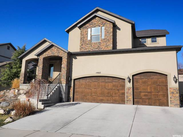 14662 S Bright Wood Rd W, Herriman, UT 84096 (MLS #1730785) :: Lookout Real Estate Group