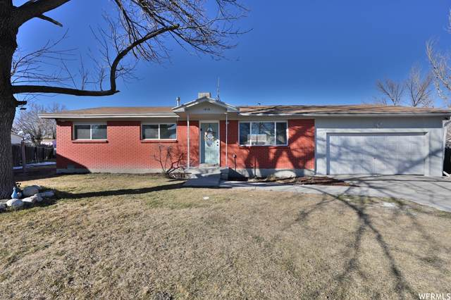 1816 W Jennifer Way, Salt Lake City, UT 84116 (#1730788) :: Berkshire Hathaway HomeServices Elite Real Estate