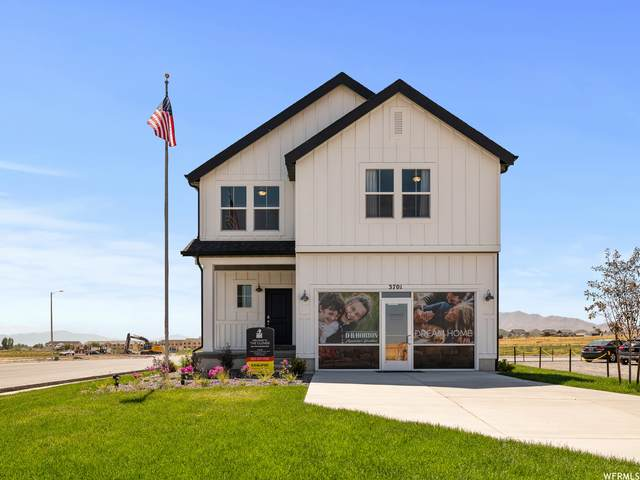 1209 S Red Cliff Dr #217, Santaquin, UT 84655 (#1730792) :: Pearson & Associates Real Estate