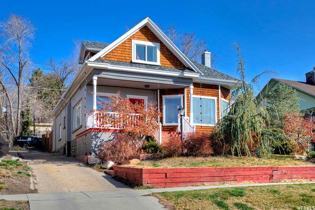 425 E 6TH Ave N, Salt Lake City, UT 84103 (#1730804) :: Colemere Realty Associates