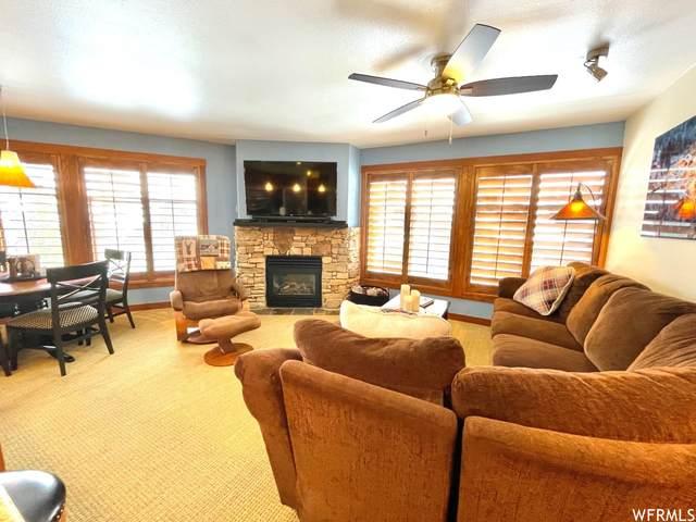 12090 E Big Cottonwood Canyon Rd #504, Brighton, UT 84121 (#1730838) :: Big Key Real Estate