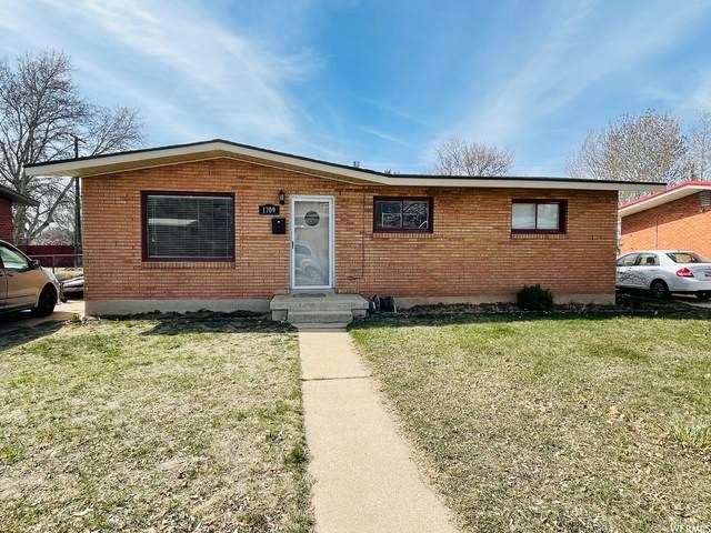 1709 N 350 W, Clearfield, UT 84015 (#1730847) :: C4 Real Estate Team