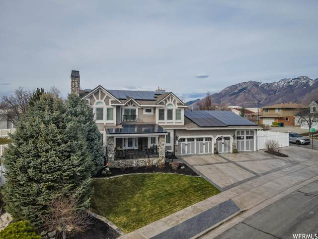 1847 E Cima Dr, Sandy, UT 84093 (#1730852) :: Exit Realty Success