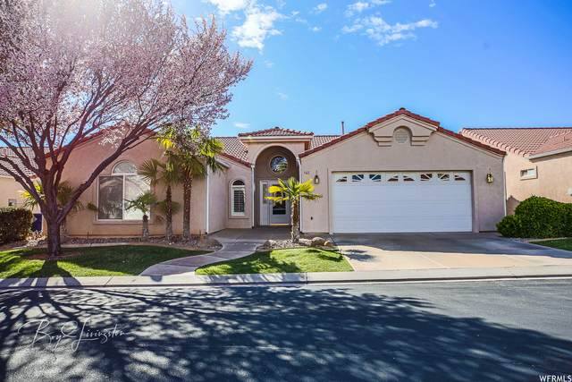 1732 W 540 N #145, St. George, UT 84770 (#1730861) :: The Perry Group