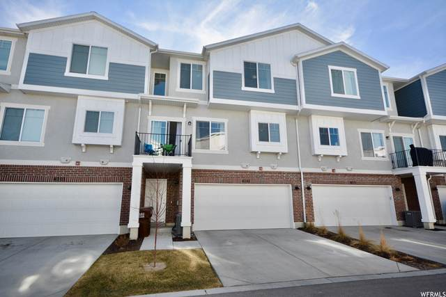 4212 W Coral Pink Ct #452, Riverton, UT 84096 (#1730863) :: Doxey Real Estate Group