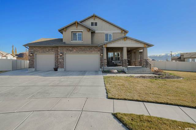2569 Fairmont Cv, Syracuse, UT 84075 (#1730866) :: Doxey Real Estate Group