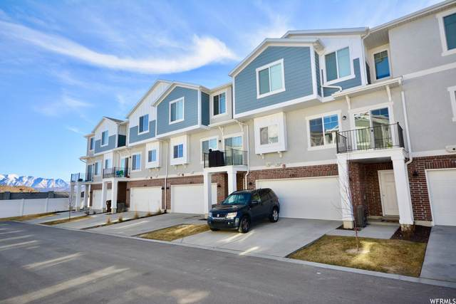 4206 W Coral Pink Ct #450, Riverton, UT 84096 (#1730870) :: Doxey Real Estate Group