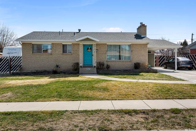 3575 S Cochise Dr W, West Valley City, UT 84120 (#1730873) :: REALTY ONE GROUP ARETE