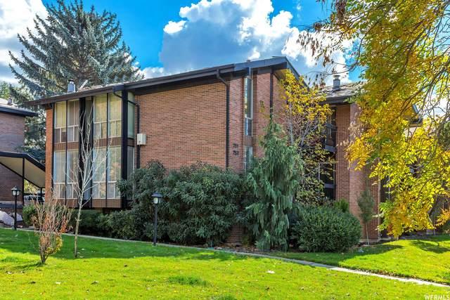 251 S 700 E #1, Salt Lake City, UT 84102 (#1730888) :: Utah Dream Properties