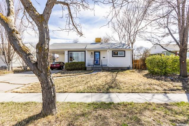 270 E Cordelia Ave, Salt Lake City, UT 84115 (#1730892) :: C4 Real Estate Team