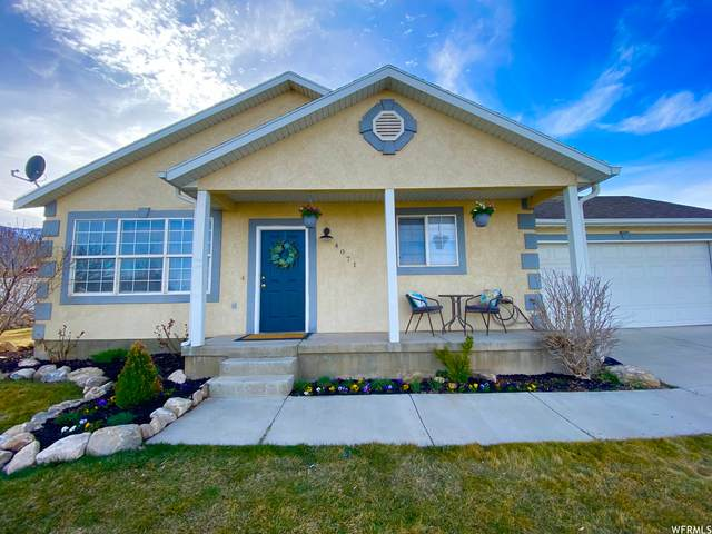 4071 S Sunrise Dr W, Saratoga Springs, UT 84045 (MLS #1730899) :: Lookout Real Estate Group