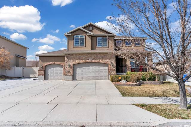 13608 S Cloudywing Way, Riverton, UT 84096 (#1730909) :: Colemere Realty Associates
