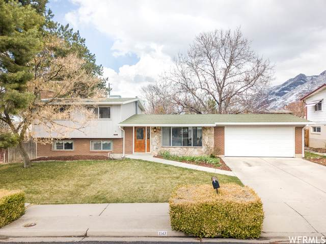 1147 E 700 S, Provo, UT 84606 (#1730935) :: REALTY ONE GROUP ARETE