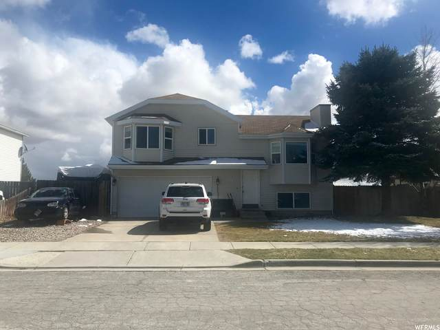 5981 S Far Vista Dr W, Salt Lake City, UT 84118 (#1730939) :: REALTY ONE GROUP ARETE