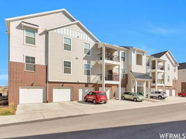 3724 W 1850 N #204, Lehi, UT 84043 (#1730943) :: Big Key Real Estate