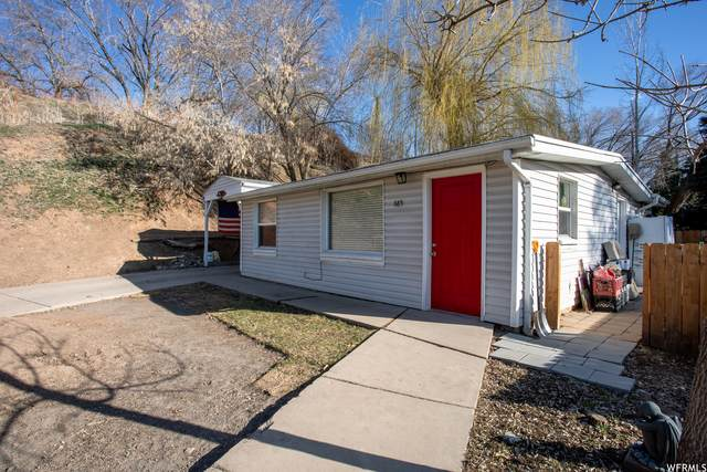 685 E Healy S, Ogden, UT 84403 (MLS #1730945) :: Lookout Real Estate Group