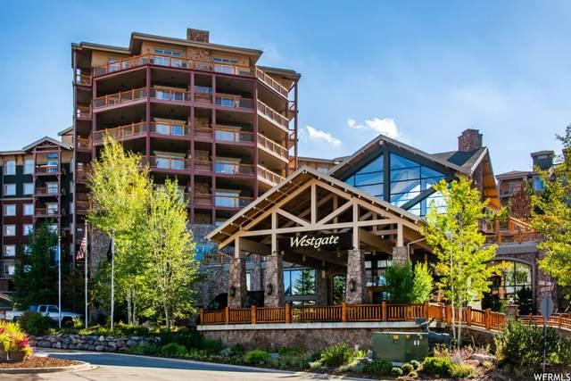 3000 Canyons Resort Dr #3802, Snyderville, UT 84098 (#1730966) :: Villamentor