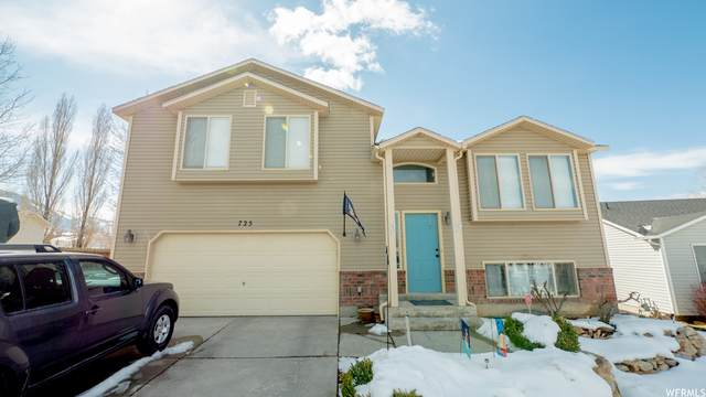 725 N Fox Run Dr E, Tooele, UT 84074 (#1730990) :: Exit Realty Success