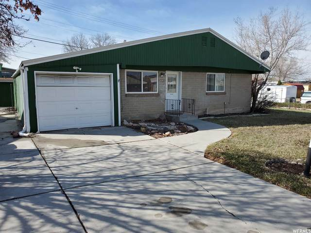 509 E 1100 St N, Ogden, UT 84404 (#1731009) :: Berkshire Hathaway HomeServices Elite Real Estate