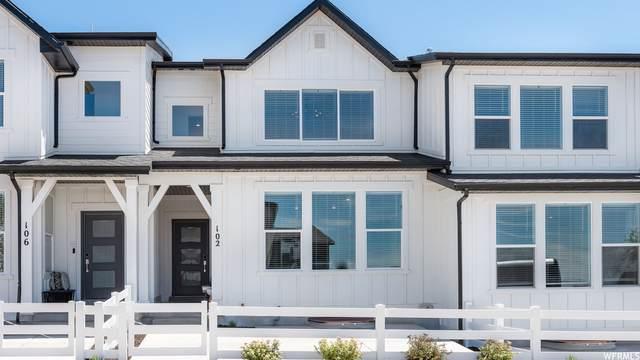 102 E Grant Ln #349, North Salt Lake, UT 84054 (MLS #1731044) :: Lookout Real Estate Group