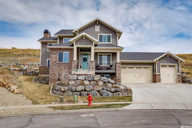3490 Sunrise Cir, Morgan, UT 84050 (#1731051) :: REALTY ONE GROUP ARETE