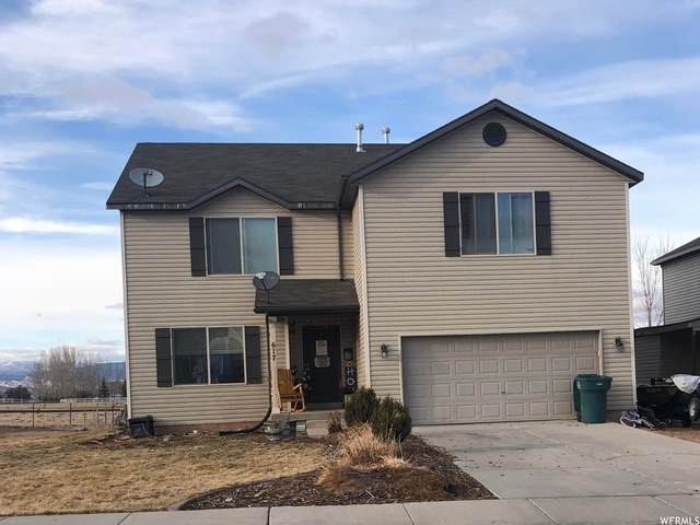 617 E 2680 S, Vernal, UT 84078 (#1731068) :: Red Sign Team