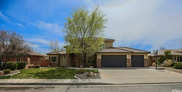 101 W 1725 S, Washington, UT 84780 (#1731091) :: Doxey Real Estate Group