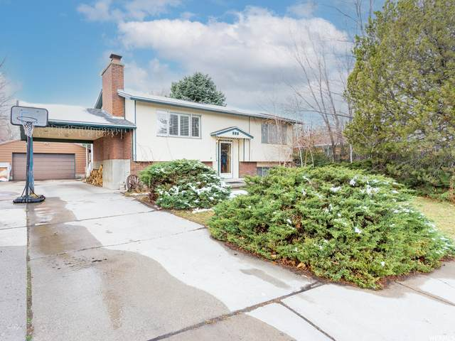 880 E Casa Roja St, Midvale, UT 84047 (#1731095) :: C4 Real Estate Team
