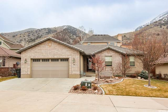 14 Shadow Mountain Dr, Logan, UT 84321 (#1731102) :: Exit Realty Success