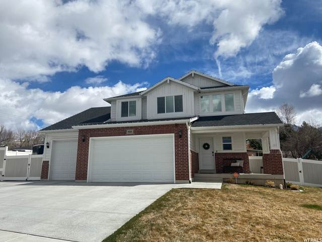 956 N 1250 E, Layton, UT 84040 (#1731103) :: Doxey Real Estate Group