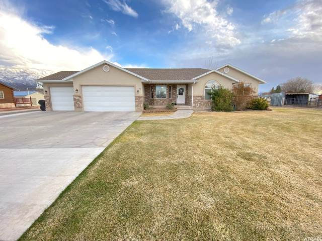 55 W 100 N, Central Valley, UT 84754 (#1731105) :: Red Sign Team