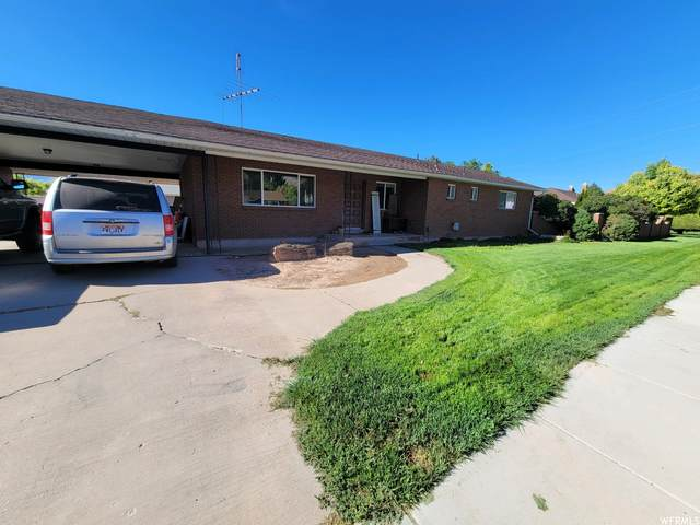 303 W 500 N, Richfield, UT 84701 (#1731115) :: REALTY ONE GROUP ARETE
