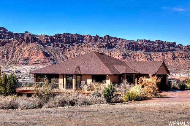 1970 S Adobe Ct, Moab, UT 84532 (MLS #1731126) :: Lookout Real Estate Group
