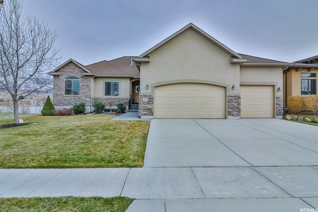 114 E Delgada Ln N, Stansbury Park, UT 84074 (#1731147) :: Berkshire Hathaway HomeServices Elite Real Estate