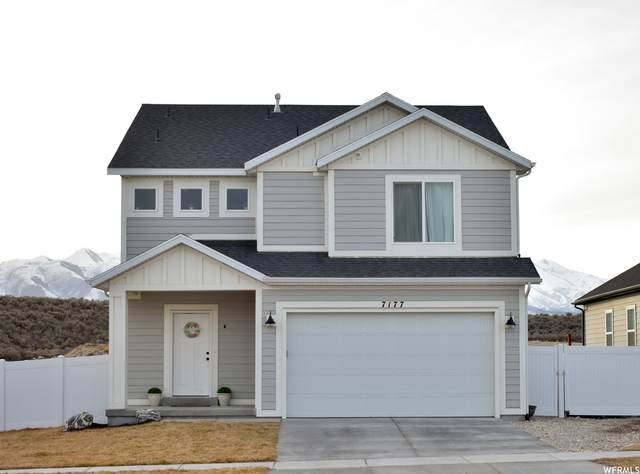 7177 N Slick Rock Way, Eagle Mountain, UT 84005 (#1731181) :: Exit Realty Success