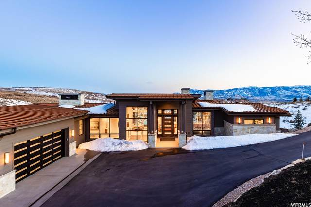 9004 N Promontory Ridge Dr, Park City, UT 84098 (#1731189) :: Bustos Real Estate | Keller Williams Utah Realtors