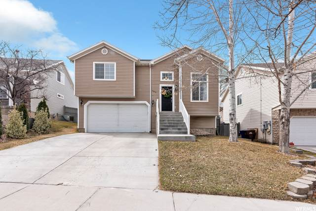 7577 N Snowy Owl Rd W, Eagle Mountain, UT 84005 (#1731202) :: Belknap Team