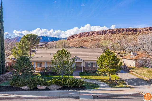 201 N Main St, Leeds, UT 84746 (#1731211) :: Exit Realty Success