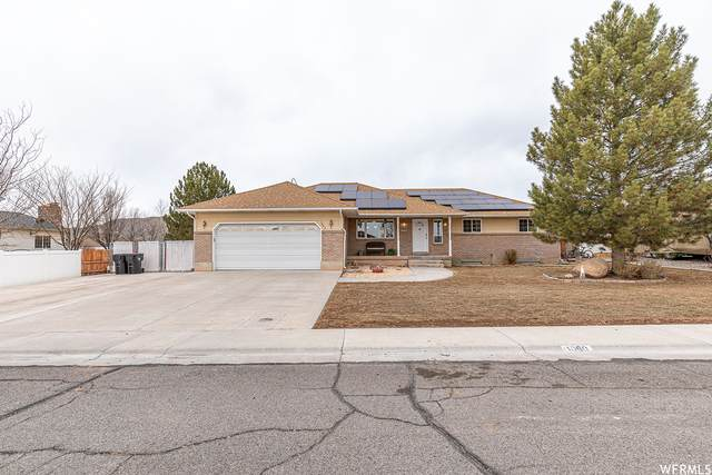 1060 S 800 W, Richfield, UT 84701 (MLS #1731236) :: Lookout Real Estate Group
