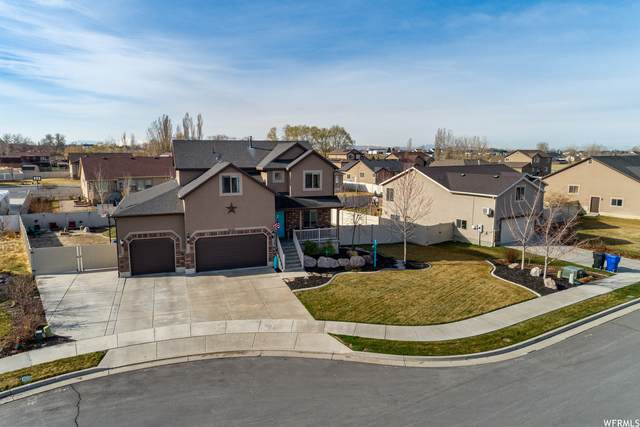 3533 W 1450 N, West Point, UT 84015 (MLS #1731238) :: Lookout Real Estate Group
