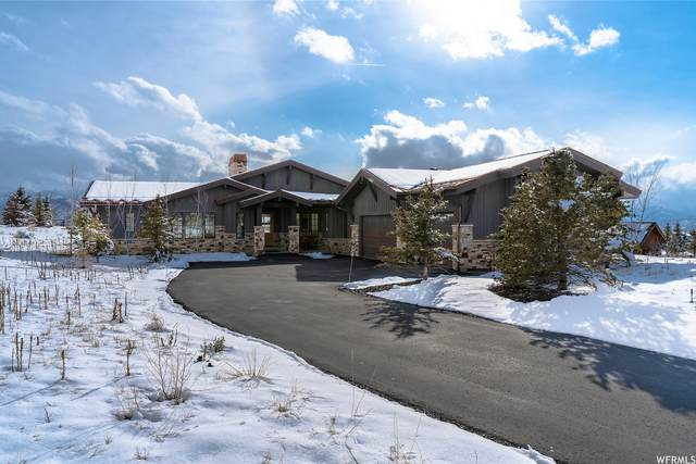 2470 Saddlehorn Dr, Park City, UT 84098 (#1731244) :: C4 Real Estate Team