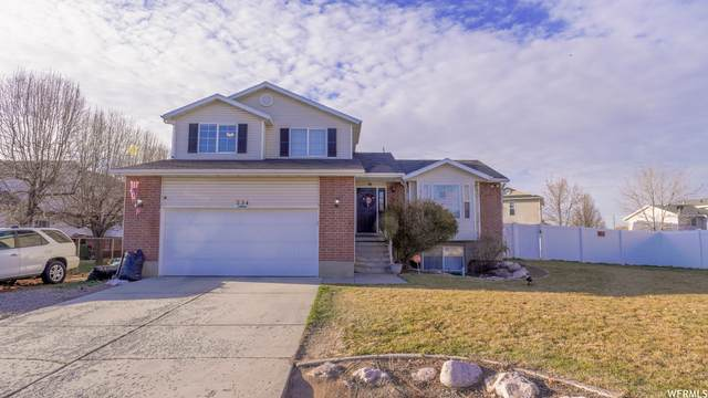 234 E 2450 S, Clearfield, UT 84015 (MLS #1731261) :: Lookout Real Estate Group